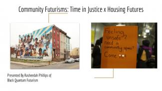 housing futures workshop cover